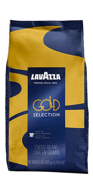 Кофе в зернах LAVAZZA Espresso «Gold Selection»